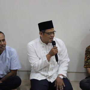Muhammad Afif Mengisi Kajian Pengawai DPRD Kota Semarang