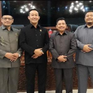 Muhammad Afif Resmi Menjadi Wakil Ketua DPRD Kota Semarang