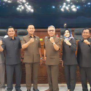 Suharsono Resmi Ditetapkan Sebagai Ketua Fraksi PKS DPRD Kota Semarang