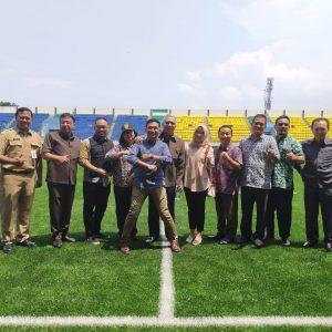 Suharsono Berharap Stadion Citarum Segera Dimanfaatkan untuk Peningkatan Prestasi Sepakbola