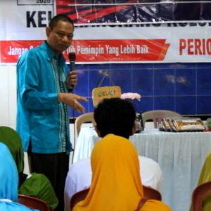Komisi D DPRD Kota Semarang Jadi Narasumber Kewirausahaan di Eks Lokalisasi di Mangkang Kulon