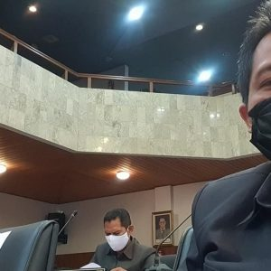Anggota DPRD Kota Semarang Lakukan Swab, Suharsono: Kami Harap Hasilnya Negatif