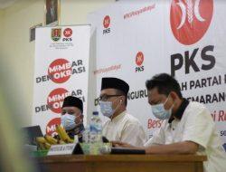 PKS Gelar Diskusi Mimbar Demokrasi Bahas Persiapan Pembelajaran Tatap Muka